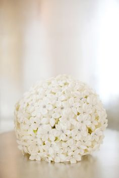 white stephanotis bouquet