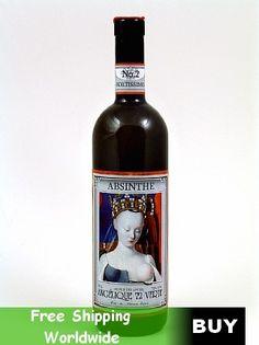 absinthe alcohol price