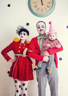 Disfraces fáciles para familias