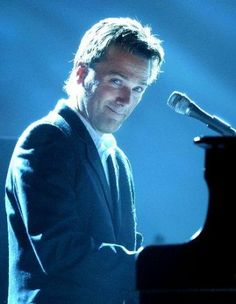 CCM's Michael W. Smith-awesome gospel singer/writer
