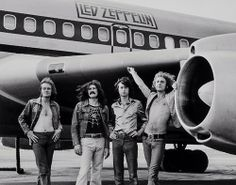 Led Zeppelin, NYC 1973