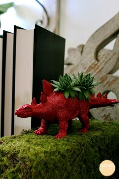 dino bookends 2