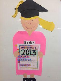Decoration for Gym: Kindergarten Graduation!!!