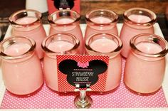 Vintage Minnie Mouse Party via Kara's Party Ideas | Kara'sPartyIdeas.com #Vintage #MickeyMouse #Party #Idea #Supplies (17)