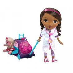 Doc McStuffins Walk n' Talk Doc Mobile from Just Play