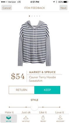 Stitch fix - love th