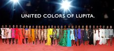 The United Colors of Lupita Nyong'o -- all of her beautiful award season gowns!