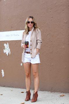 Weekend Ease  via BrooklynBlonde.com / @brooklynblonde