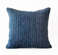 18/18 Hand Woven Kilim Pillow Cover  Vintage Turkish by pillowcome, $49.00