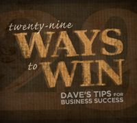 29 Ways to Win in Business (Dave Ramsey)