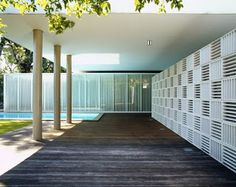 Arquitetando - Oficina de Projetos: Filtros de luz - Cobogós, elementos vazados e muxarabis
