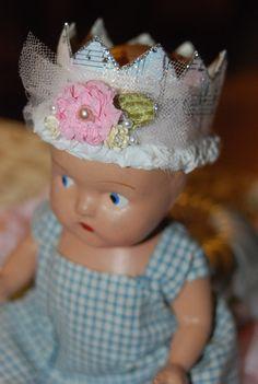 darling handmade crown