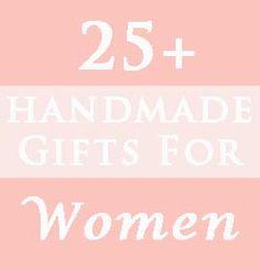 Gift Ideas for Women- great ideas