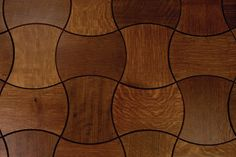 I love these patterned wood floors from Jamie Beckwith