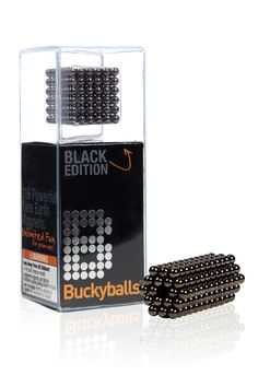 Buckyballs Black Edition Buckyballs