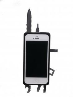 TaskOne for iPhone 5 - A serious multitool built into every case!