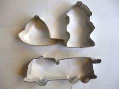 Fire Truck Helmet Hydrant Cookie Cutter New firefighter on Etsy, $5.95
