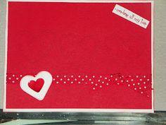 "Valentine - ""sending love your way"""