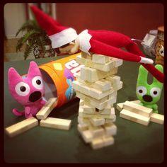 300+ Elf on the Shelf Photos  Planking!