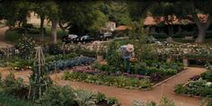 """More from """"It's Complicated"""" : love this potager garden, I want one!!!"""