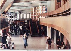 Original Kansas City International Twa Terminals