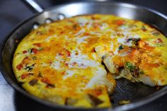 Frittata by Ree Drummond / The Pioneer Woman