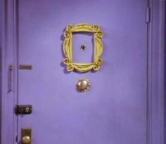 The most awesome Door ever #FRIENDS
