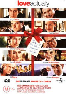 Love Actually...my new favorite