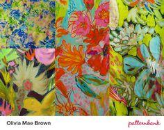 New Designers 2014 Part 2   Print & Pattern Graduate Highlights print pattern
