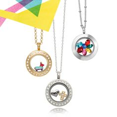They might be mini, but these Living Lockets® are big on style! #bienvenidos