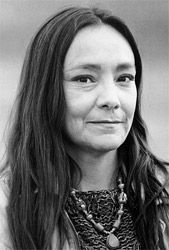 "Rose Marie ""Tantoo"" Cardinal - Canadian actor and political activist, noted: of Cree descent. Winner of American Indian Film Festival Best Actress Award in 1993 during her cast time as ""Song Bird"" on the CBS drama series ""Dr. Quinn, Medicine Woman."""