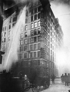 On March 25, 1911, the Triangle Shirtwaist Factory fire kills 146 garment workers in New York City. It remains one of the worst U.S. disasters since the Industrial Revolution.
