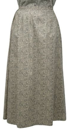 Silver Sage Skirt $54.95