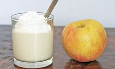 Boszorkanyhab- Witches' Froth- Baked Apple Mousse   Girl Cooks World