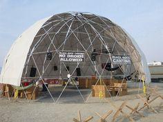 The Mos Eisley Cantina, at Burning Man 2014. No droids allowed.