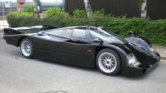 Rare Derek Bell Porsche 962