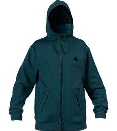 Burton's sleeper hoodie! Perfect for travel.