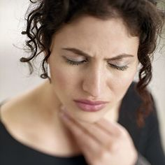 Soothe a sore throat.  As soon as you feel the prickle of a sore throat, take some Apple Cider Vinegar to help head off the infection at the pass. Turns out, most germs can't survive in the acidic environment vinegar creates. Just mix ¼ cup apple cider vinegar with ¼ cup warm water and gargle every hour or so.