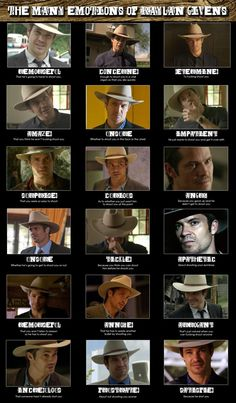 Justified - amazing. One of the most well-written and well-acted shows on TV.
