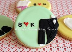 Wedding cookie.