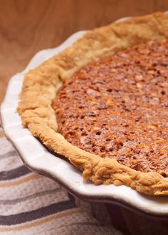 Chocolate Hazelnut Pie | Bake or Break