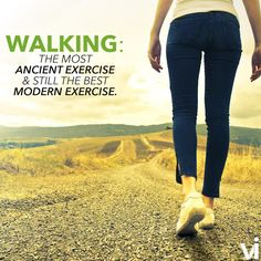 Walking #Exercise #Fitness
