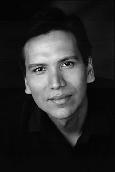 Michael Greyeyes is Plains Cree from the Muskeg Lake First Nation in Saskatchewan, Canada. He is an actor, choreographer and director, who first began his career with the National Ballet of Canada. (Played Junior Polatkin is Smoke Signals.) His father is from the Muskeg Lake First Nation and his mother is from the Sweetgrass First Nation, both located in Saskatchewan, Canada.
