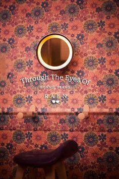 Through The Eyes of Bonnie Tsang
