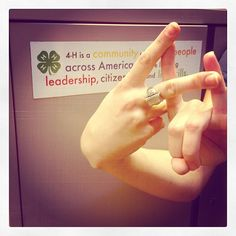 My Hands to Larger Service #4H #CA4H