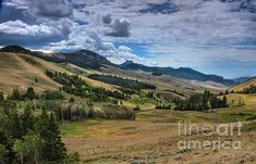 Lost River Valley:  See more images at http://robert-bales.artistwebsites.com/