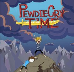 Pewdiepie and Cry