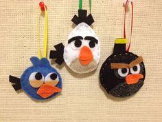 An Angry Birds Christmas