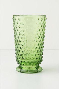 Anthropologie dinner glasswear