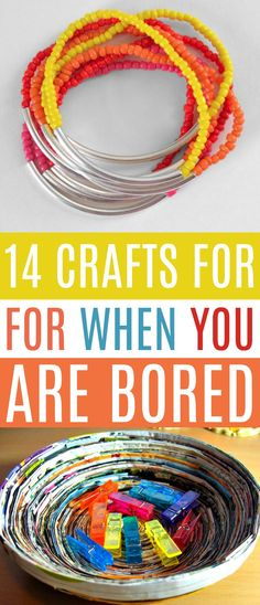 Here are 14 crafts f